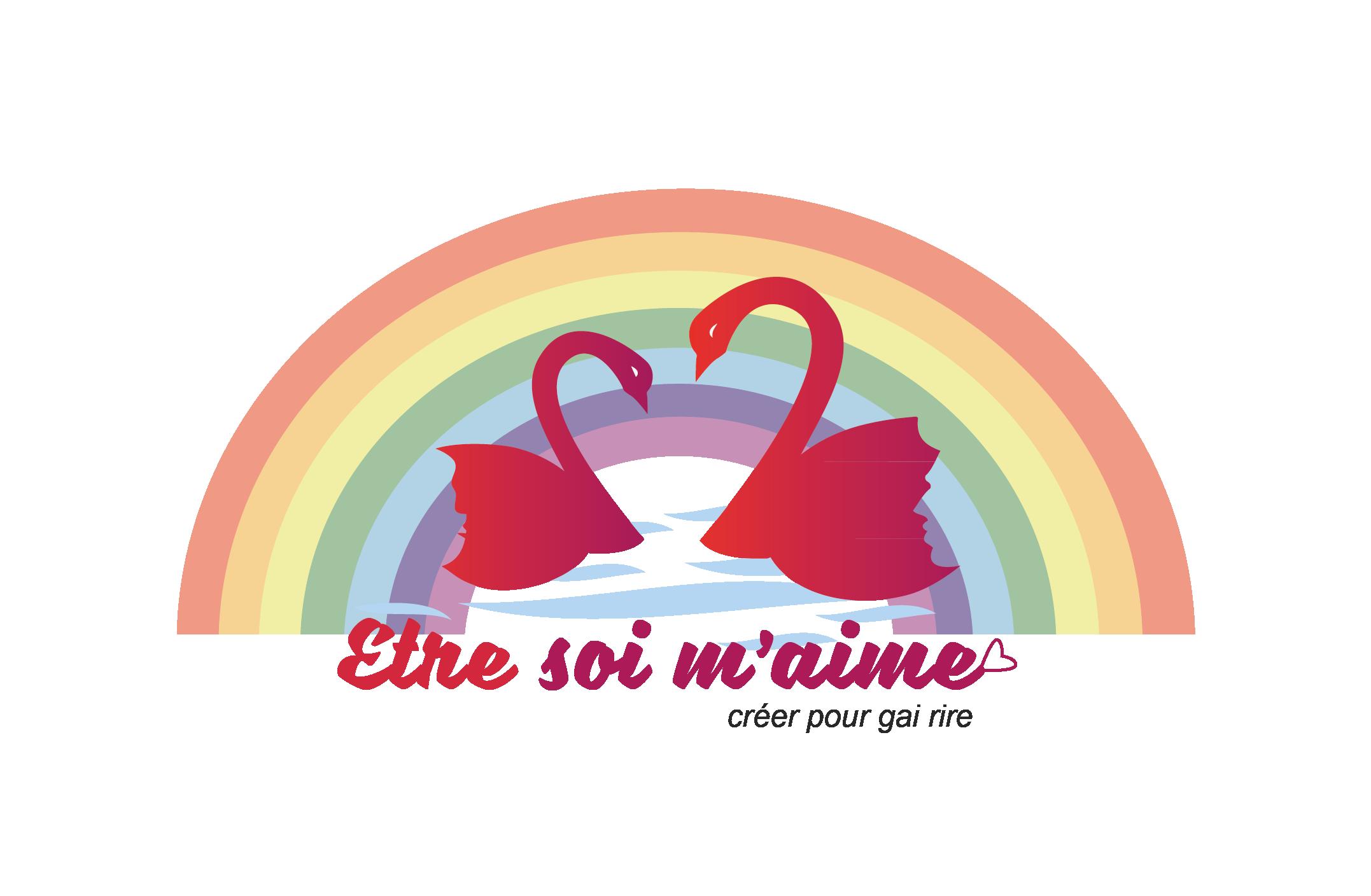 Etre soi m'aime logo